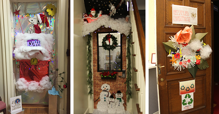 Hr Sponsoring Sixth Annual Door Decorating Contest