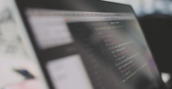 Web coding script