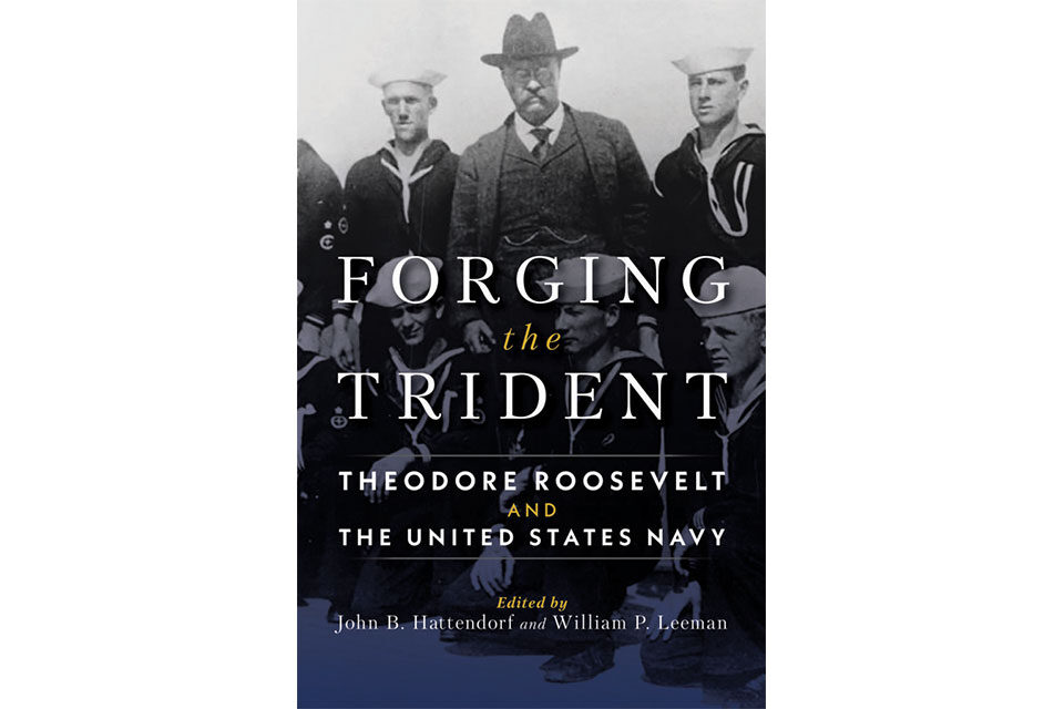 Leeman's book 'Forging the Trident' wins honorable mention for prestigious award