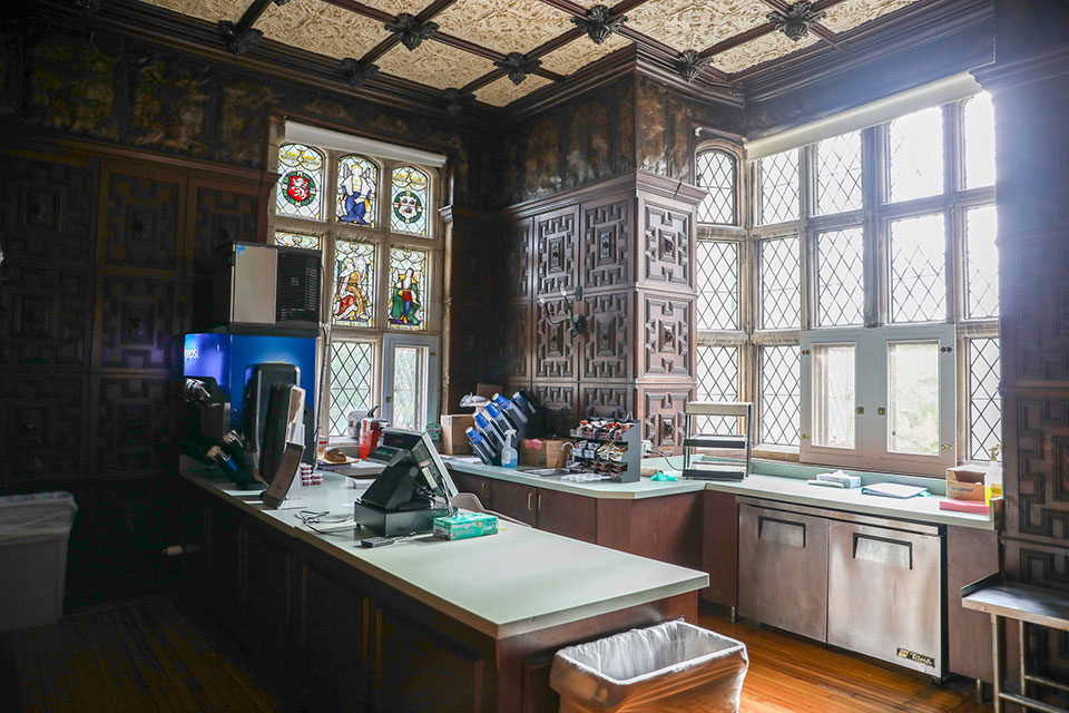 The Nest ushers in new era of late-night dining in Gerety Hall